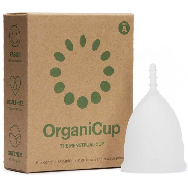 Organicup Menstrual Cup Size A:Before Birth.