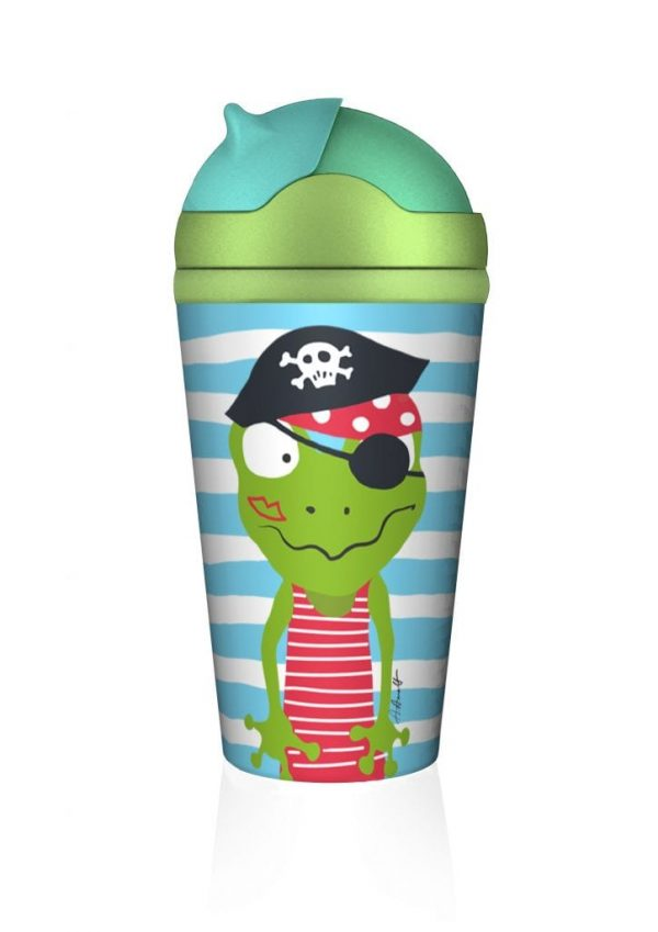 Pirate Quaky Beaker