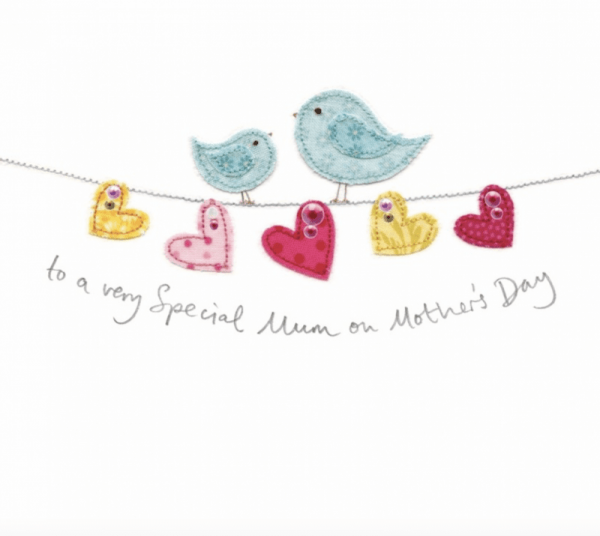 SPECIAL MUM Mothers Day Card SD950