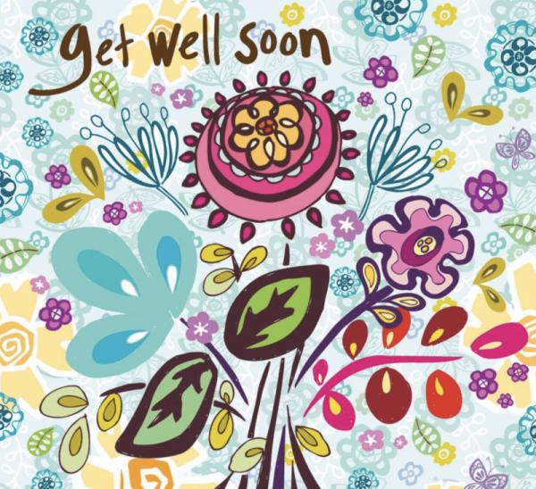 Get Well Soon Marimba
