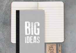 Small book-Big ideas Notebook