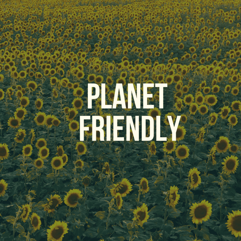 What does organic mean? Planet friendly