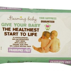 Beaming Baby Baby Wipes - Fragrance Free