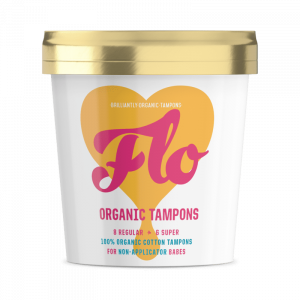Organic Tampon Mixed Pack (non-applicator)