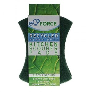 Ecoforce Heavy Duty Sponge Scourers