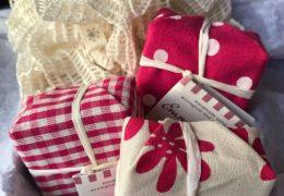 Mixed Ramie Natural Soap Gift Box Emma's Soaps