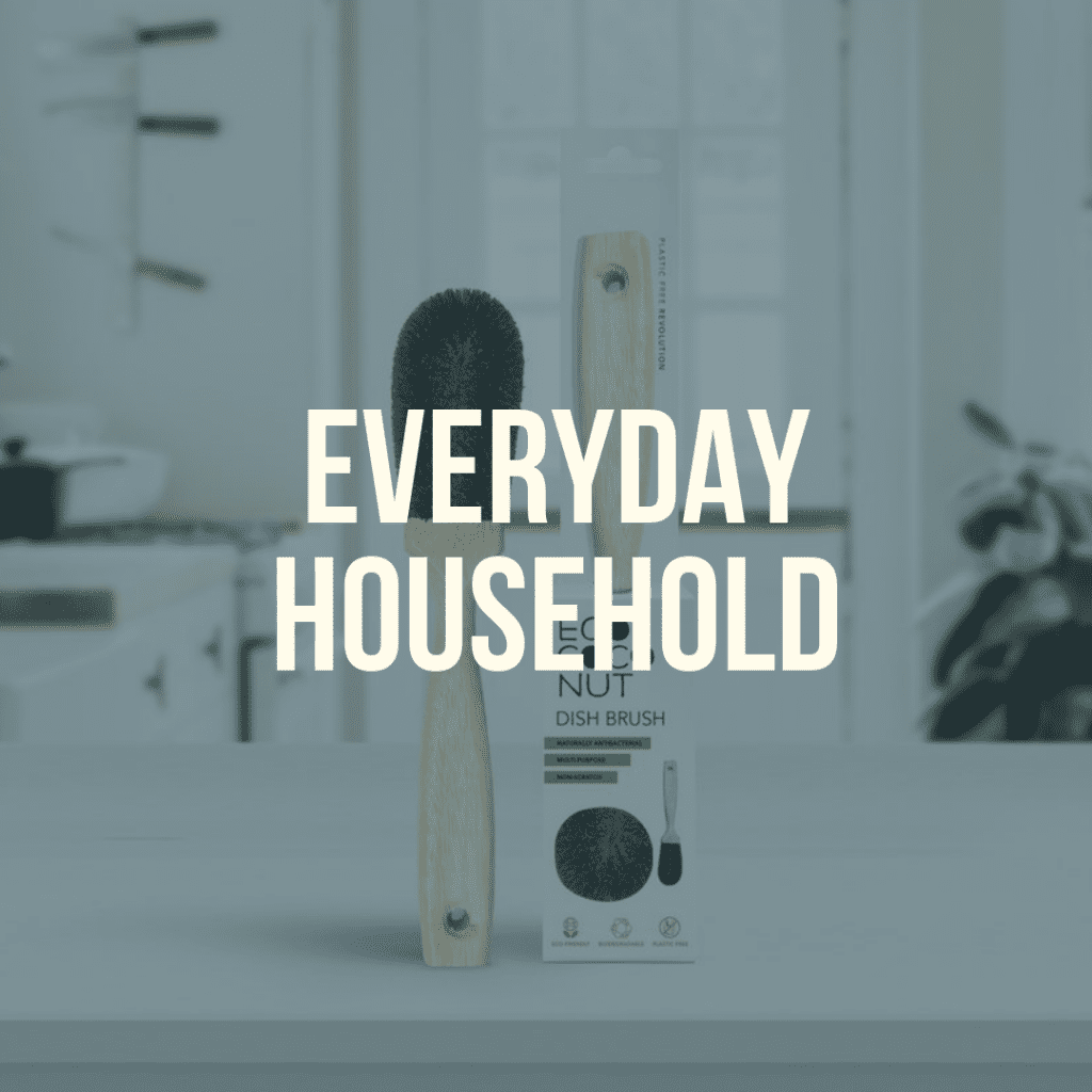 sustainable household products