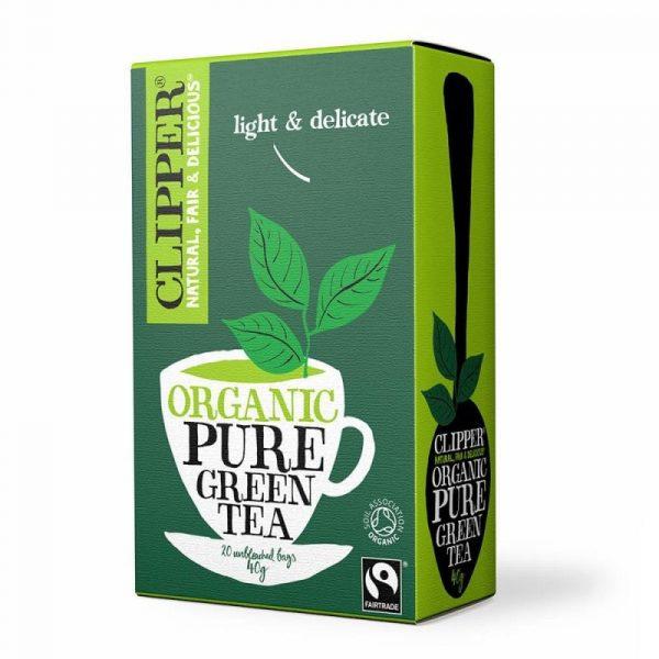 Clipper Pure Green Fairtrade - 20 bags