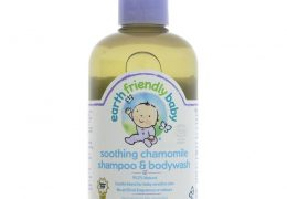 Earth Friendly Baby Chamomile Shampoo & Wash organic