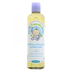 Earth Friendly Baby Organic Chamomile Bubble Bath