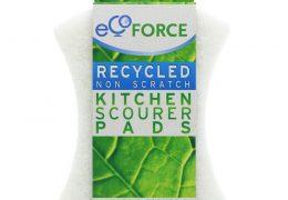 Ecoforce Non-Scratch Kitchen Scourer 3s