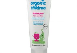 Green People Childrens BerrySmoothie Organic Shampoo [200ml]