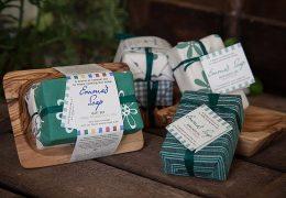 Avocado Soap Gift Set