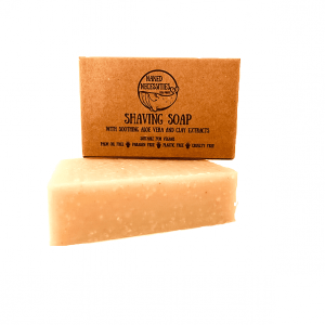 Shaving soap Naked Necessities
