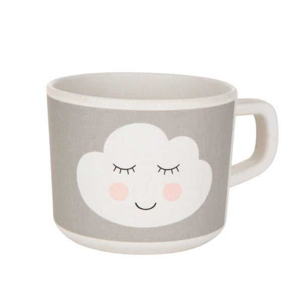 Sweet Dreams Cloud Bamboo Kid's Mug