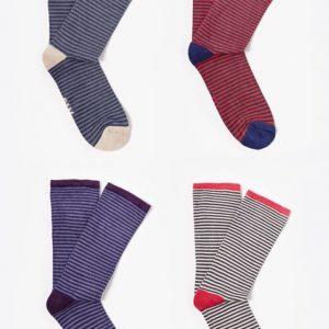 Pack of 4 Bamboo Socks