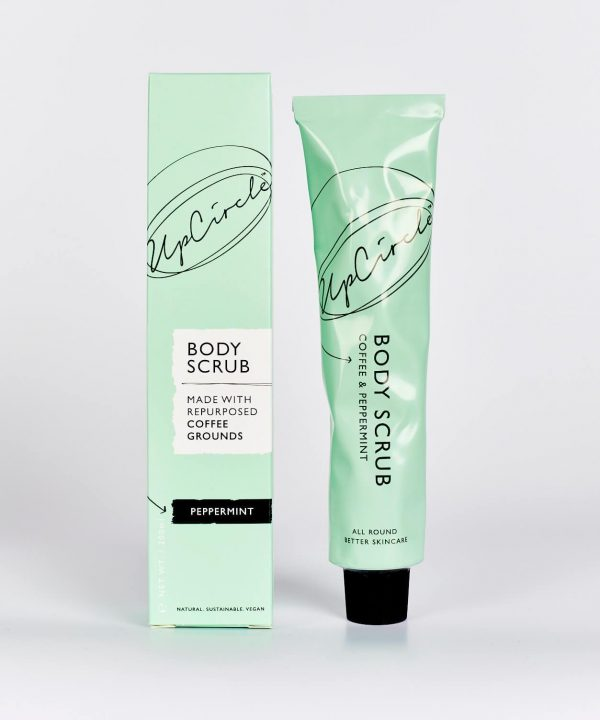 UpCircle at Qbamboo COFFEE BODY SCRUB WITH PEPPERMINT 200ML