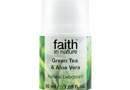 GREEN TEA & ALOE VERA ROLL-ON DEODORANT