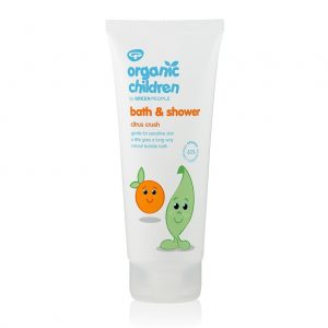 ORGANIC CHILDREN BATH & SHOWER - CITRUS CRUSH 200ML
