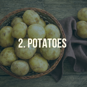 10 foods you can grow at home - potatoes