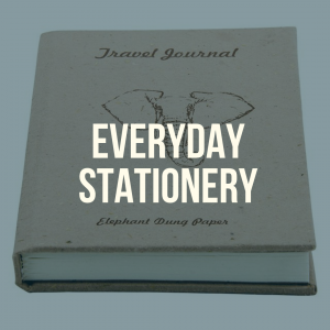 Everyday Stationery