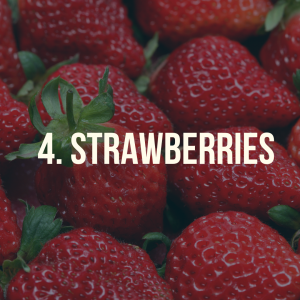10 foods you can grow at home - strawberries