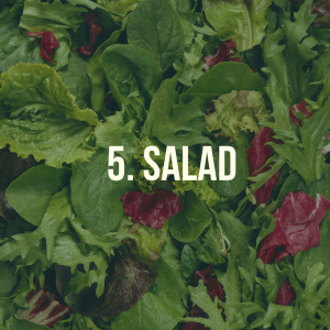 10 foods you can grow at home - salad