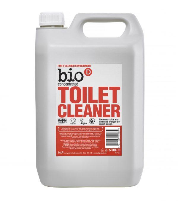 Bio D Toilet Cleaner (5 litre)