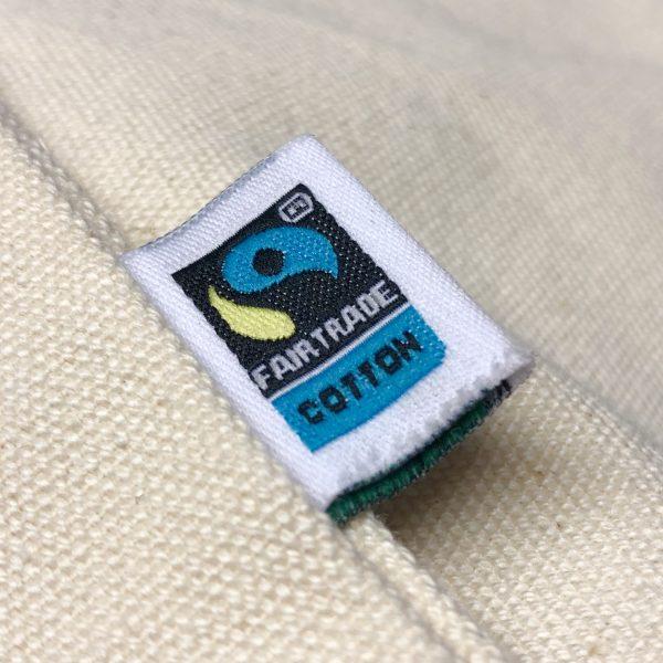 Turtletastic Design Canvas Shopper Fair Trade