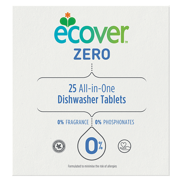 ZERO ALL IN ONE DISHWASHER TABLETS