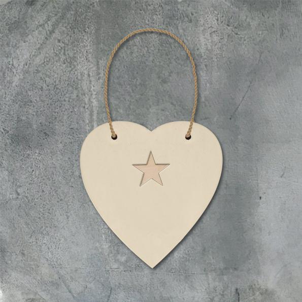 Little Heart Star cream