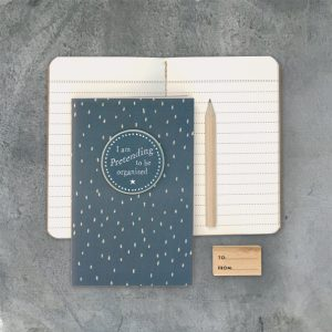 Small book-Pretending to be organised