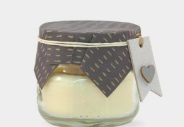 Soy Jar Candle - Fresh Linen