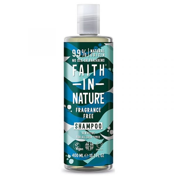 Faith In Nature Fragrance Free Shampoo