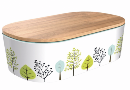In the Arbor Deluxe Bamboo Lunchbox