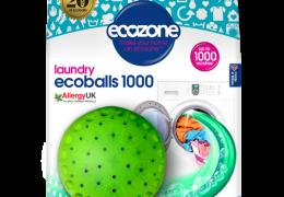 Ecozone laundry ecoballs 1000 sensitive