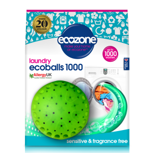 Ecozone laundry ecoballs 1000 sensitive