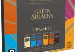 Green & Black's Organic Treat Collection 90g Organic Fair Trade