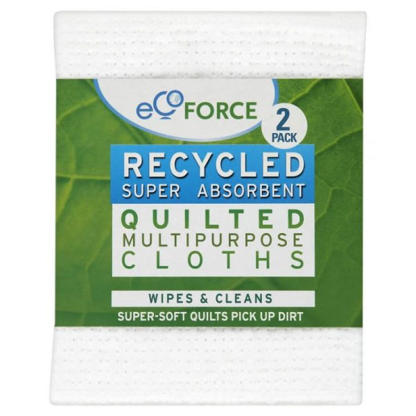 Ecoforce Recycled Super Absorbent Cloth