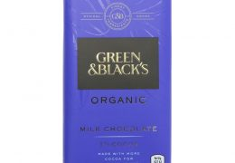 Green & Blacks organic Milk Chocolate