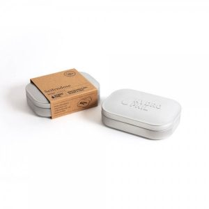 Hydrophil Travel Soap Box stainless steel