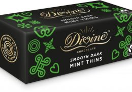 Divine Dark Choc After Dinner Mint Thins