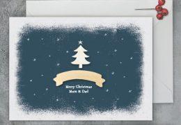 2411H Christmas card-Mum and Dad
