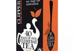Clipper Everyday Tea Bags 40 bags)