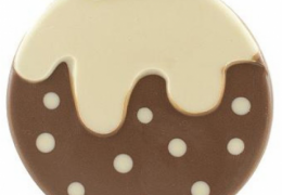 Cocoa Loco Chocolate Christmas Pudding