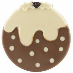Cocoa Loco Chocolate Christmas Pudding