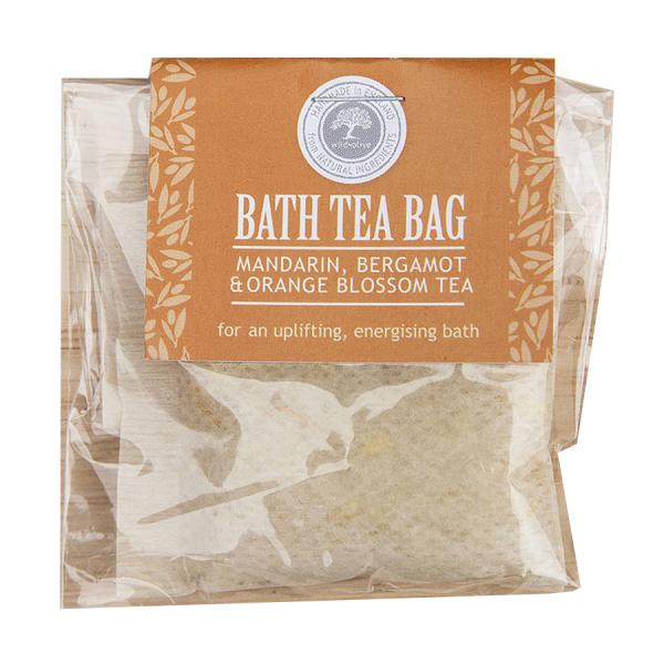 Bath Tea Bag Wild Olive