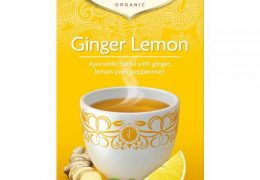 Yogi Tea Ginger Lemon Tea [17 Bags]