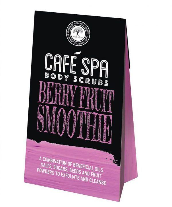 Berry Fruit Smoothie Coffee Scrub Wild Olive