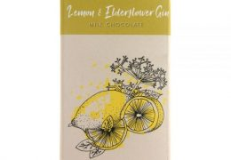 choc bar 90 g lemon and elderflower